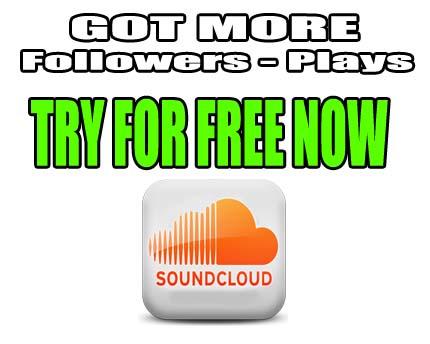 more soundcloud play, soundcloud followers